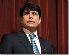 Blagojevich dishonest hair