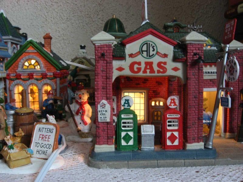 Mannionville Al's Gas