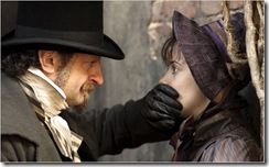 Little Dorrit---Rigaud and Maggy