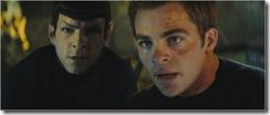 Trek Spock and Kirk