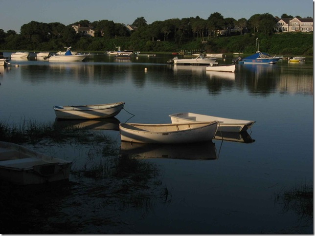 July 13 09 mill pond rowboats 01