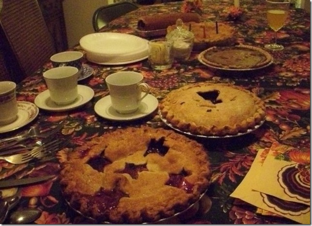 pies pies and more pies