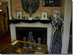Gorey House fireplace