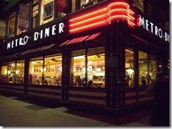 Metro Diner May 10