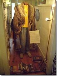 Gorey House fur coat