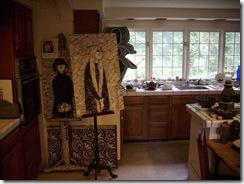 Gorey House kitchen