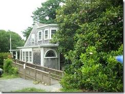 Gorey House magnolia