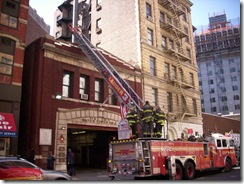 NYC Ladder 3 truck