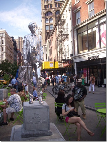 06 19 11 NYC Andy Monument