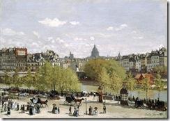 Monet quai_de_louvre
