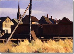 Hopper Glouchester Freight Cars
