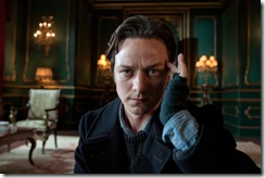 DF-5942   James McAvoy portrays Charles Xavier, a powerful telepath who can read and control minds.