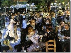 Renoir Bal du moulin