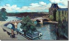 Jamieson Seine Paris