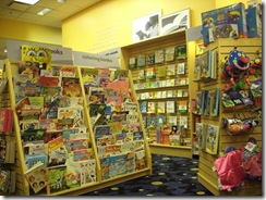 Borders kids section 2 07 20 11