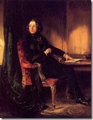 Dickens by Maclise