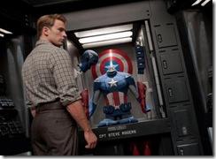 Avengers Steve meets Cap