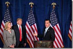 Trump and Mitt NYT