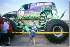 2 13 12 Monster trucks