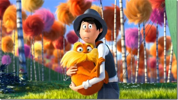 Lorax and the Once-ler