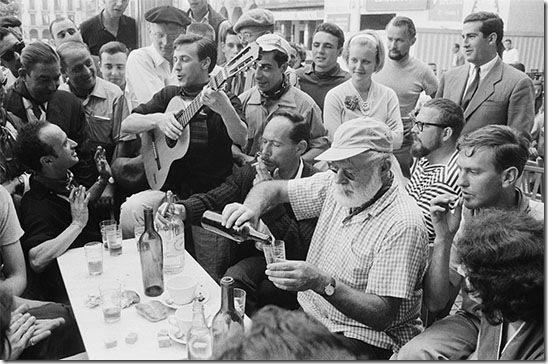 Chango Hemingway Spain