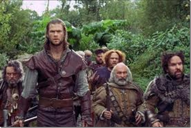 SW Thor and dwarfs