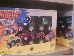 2 13 12 Monster trucks at BN