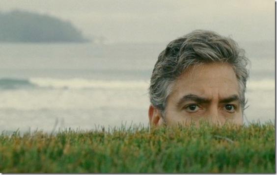 Descendants Clooney on the spy