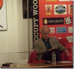 Chango Kennedy in Woodstock