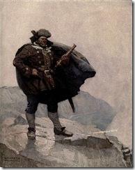 Wyeth Treasure Island Billy Bones