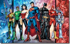 JLA Justice League DC