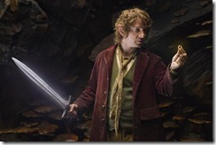 Hobbit Bilbo the Swashbuckler