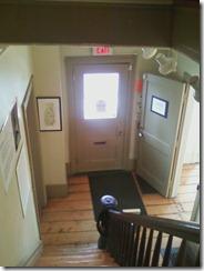 2013 03 21 Nyack Hopper House Stairway 1b