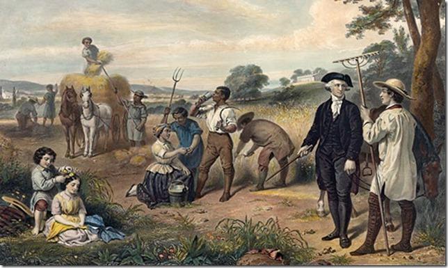 Life of Washington - The Farmer