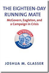 The Eighteen-Day Running Mate book cover