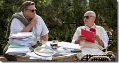 John Goodman and Alan Arkin as John Chambers and Lester Siegel