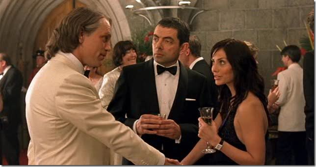 Skyfall meets Johnny English