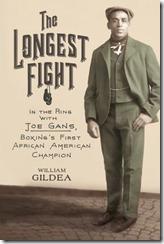 Gans The Longest Fight Cover