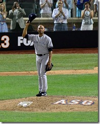 Mariano Rivera 2013 All Star Game