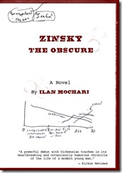 Cover Zinsky the Obscure