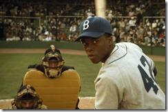 42 Robinson at  bat