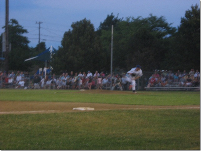 Cape Cod 2008 Ball game