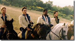 Ado Branagh riding to the rescue