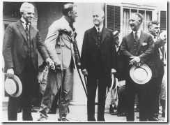 HP FDR on crutches