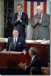 Reagan State of the Union 1981 wiki