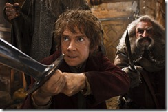 Hobbit 2 DOS Bilbo the hero