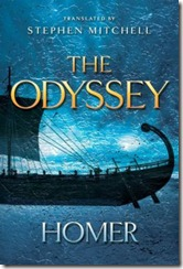 Cover The Odyssey Mitchell