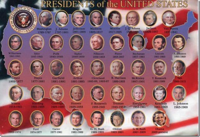 US Presidents 2