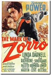 Batman Zorro Power poster wiki