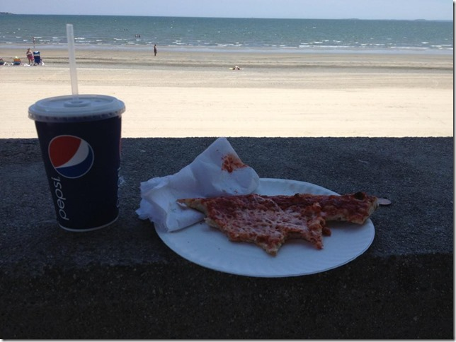 2012 07 12 Uncle Merlin at Revere Beach 2 Pizza